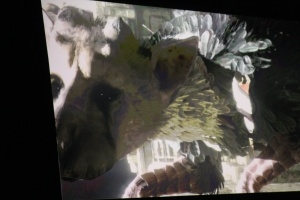 Sony also showed off Team Ico's next project, The Last Guardian.