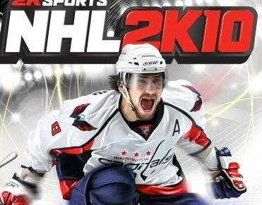 NHL 2K10 cover athlete Alex Ovechkin, understandably furious, heartbroken, and/or surprised at rumors of the series' demise.