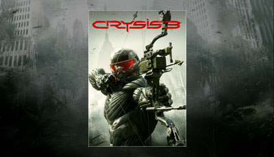 Crysis 3 out spring 2013.