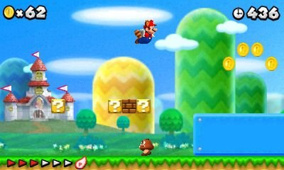 New Super Mario Bros. 2 came out of the gate running.