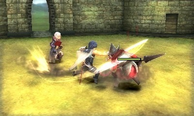 Turn-based combat returns in the latest Fire Emblem.