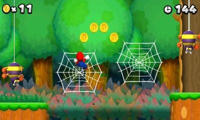 The new Mario platformer will be out in digital form soon enough.