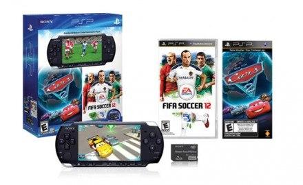 Sony's latest PSP bundle.