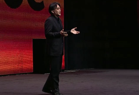 Iwata also had some thoughts--and concerns--about the future of the game industry.