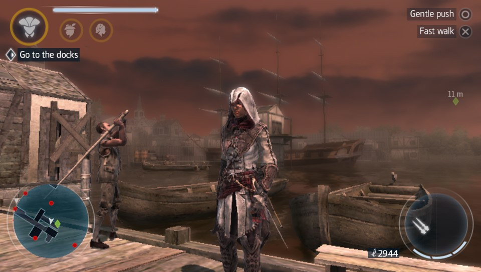 The New Orleans of Assassin's Creed III: Liberation is a beautiful, if somewhat dangerous, place.
