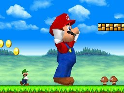 New Super Mario Bros. sold well all year.