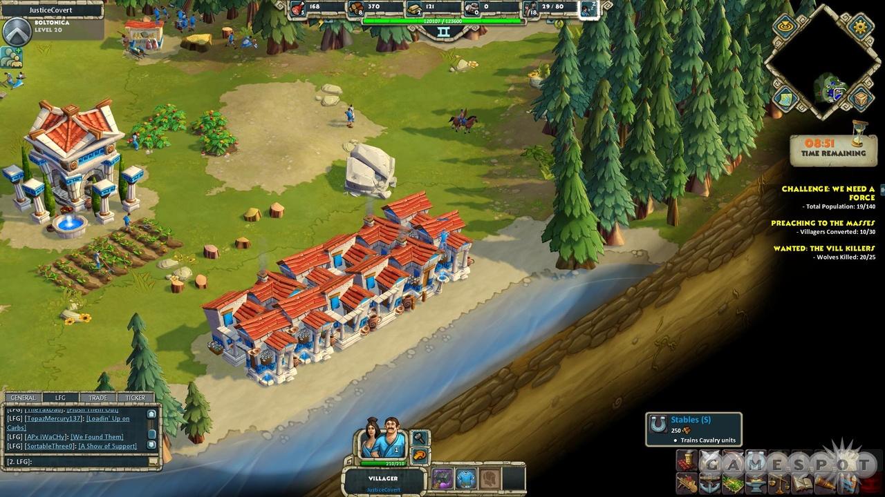 Fortnite Lfg Level 80 Rip Age Of Empires Online Gamespot