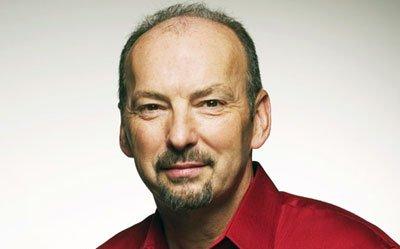 EA Sports president Peter Moore.