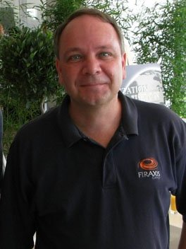 Behold: The creator of Civilization, Sid Meier.