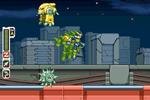 Neo Arcadia has a giant spiky ball infestation.