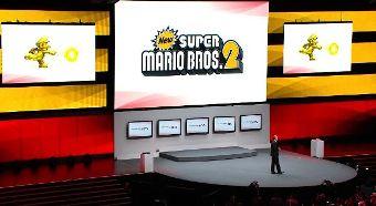 New Super Mario Bros. 2 coming August 19.
