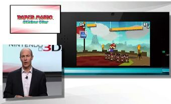 Paper Mario Sticker Star is on the way for the 3DS.