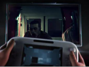The Wii U fights zombies.