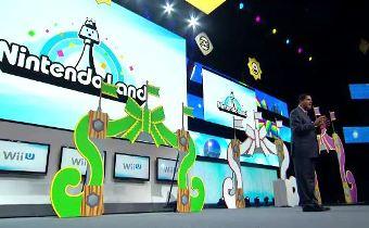 The Wii U travels to NintendoLand.