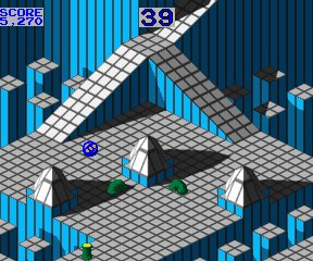 Marble Madness will be one of more than 80 games to be part of the Smithsonian's exhibit.