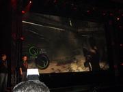 Resident Evil 5 splatters Microsoft's console.