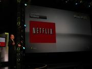 10,000 streaming movies, courtesy of Netflix.