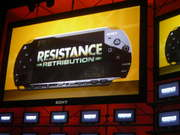 Resistance heads to the PSP with Retribution.