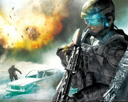 Ghost Recon: Future Soldier will pick up where Ghost Recon Advanced Warfighter 2 (pictured) left off.