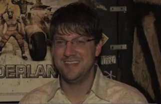 Gearbox president Randy Pitchford.