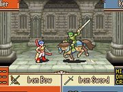 The gameplay itself consists of a long sequence of tense, exciting turn-based battles.