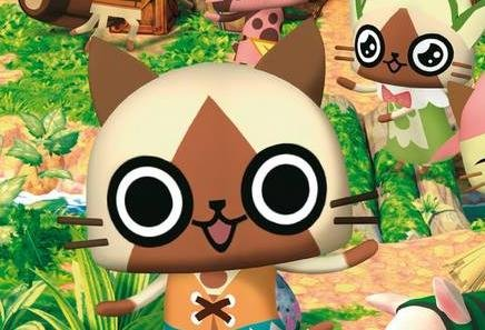 Untrue statement: Monster Hunter's catlike helpers pass judgment on people's souls with their trademark