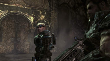 Gears of War 2 introduces more backstory to the characters and the universe, but it ultimately throws up more questions than answers.