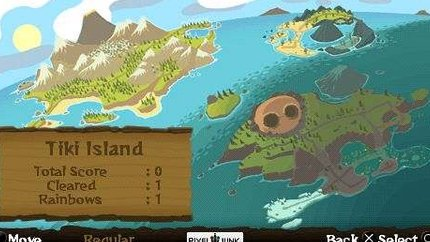 PixelJunk Monsters Deluxe contains a whole new island to explore.