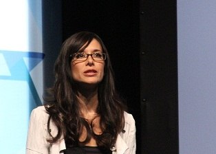 Jade Raymond has big plans for the social aspects of Ubisoft's next new IP.