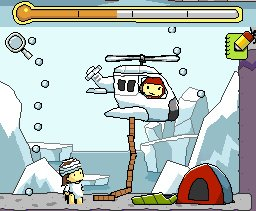 Scribblenauts didn't see stratospheric sales, but touched down decently at retail.