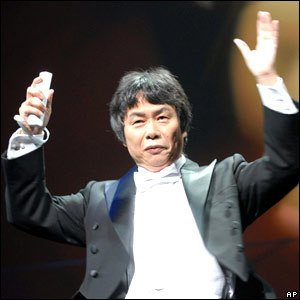 Miyamoto suggests Nintendo's online business could be better orchestrated.