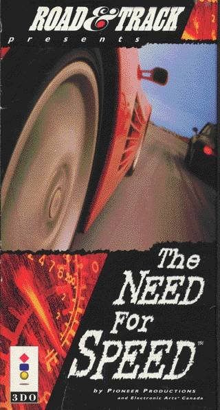In 1994, The Need for Speed started it all on the 3DO.
