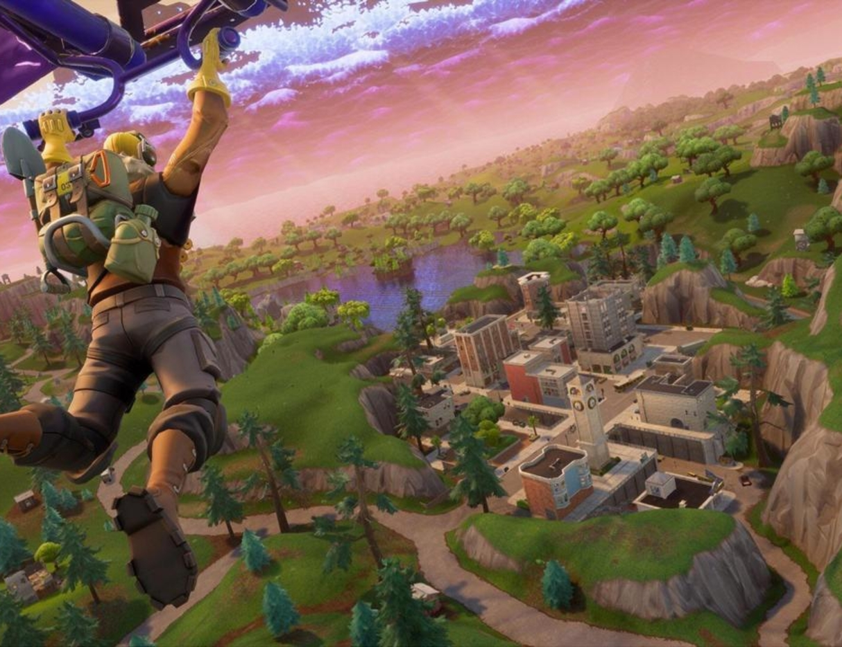 Mountain Locations Fortnite Week 6 Fortnite Challenges Of Week 6 Mountain Peaks Search Between And More Gamespot