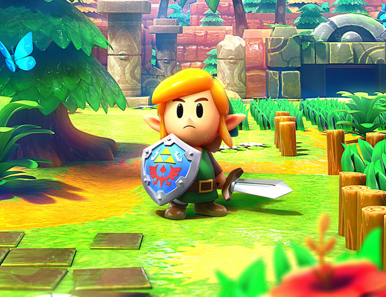 The Legend Of Zelda Link S Awakening Review A Respectable Remake Gamespot