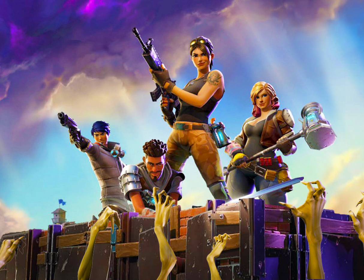What Skill Too Get Onn Fortnite Too Evalute Your Weapon Fortnite Early Access Review Gamespot