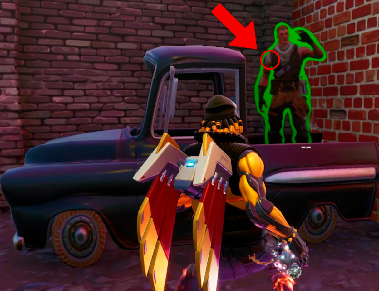 Fortnite Downtown Drop Ltm Code Fortnite S Downtown Drop Ltm Where To Find Every Jonesy Location Guide Gamespot