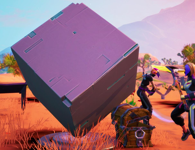Cube Live Stream Fortnite Fortnite Cube Memorials Locations Where To Visit A Memorial In The Desert Or Near A Lake Season 10 Gamespot