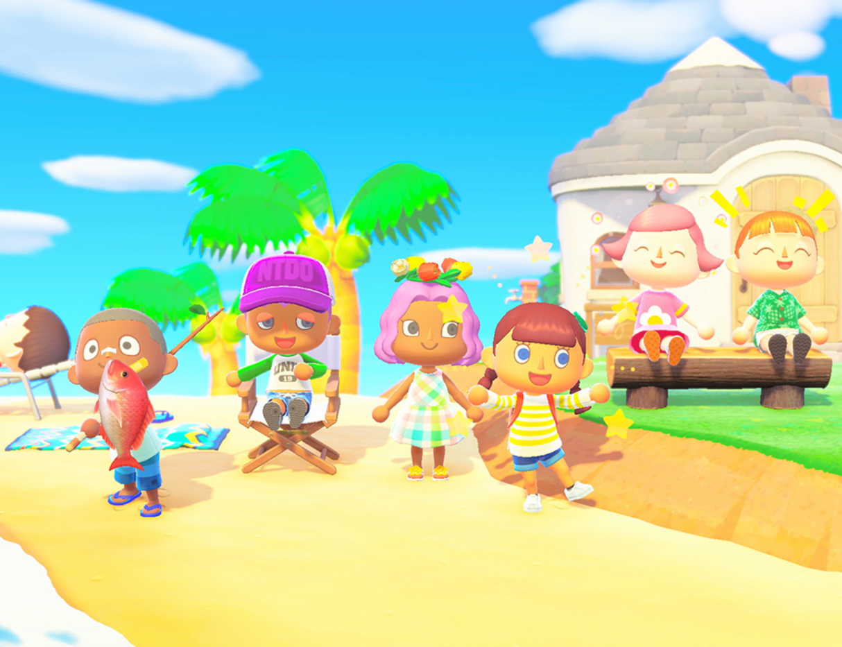 Animal Crossing New Horizons   Review, Features, Characters, And ...