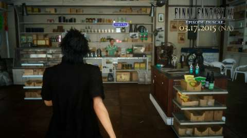 Following the recent release of the FFXV demo, Square Enix says it doesn't have time for a major E3 showcase.