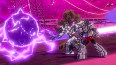 Megatron wants to turn Earth into a new Cybertron. We must stop him!