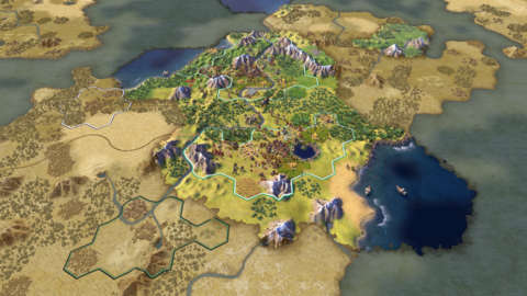 Barbarians were less of an issue than I initially feared, but it's still frustrating they can instantly spawn advanced units anywhere hidden by the fog of war.