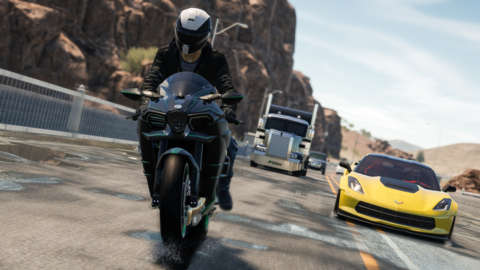 All Crew players receive updated physics, graphics, and weather, but if you want bikes and dragsters, you'll have to buy Wild Run.