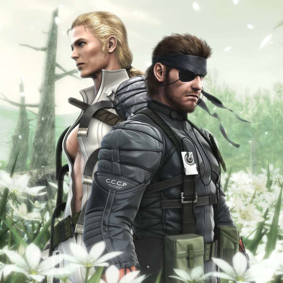 The Boss and Naked Snake
