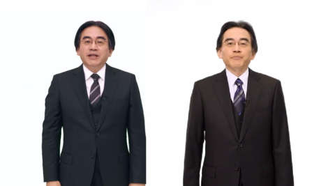 Iwata has lost weight rapidly in a matter of months