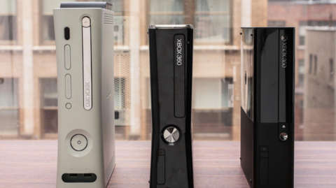 The Xbox 360 hardware has been redesigned twice during its ten years on the market.