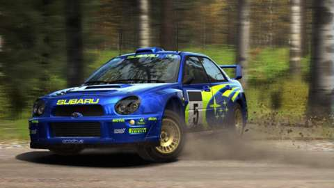 Codemasters says Dirt Rally runs at 1080p60 on both PS4 and Xbox One, though on the latter system it sometimes drops to 900p to keep the framerate up