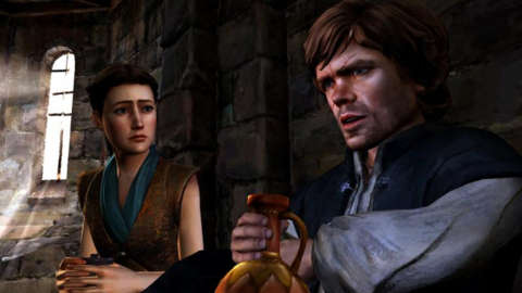 Sharing drinks with Tyrion Lannister always comes with a price.
