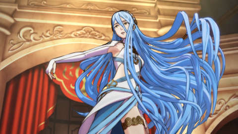 BFF Azura's singing can fix some problems, but not all.