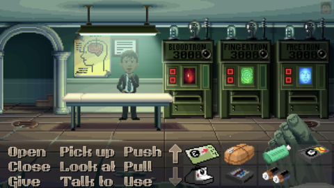 The game's puzzles accommodate a wide range of logic and observation skill levels, rarely requiring too much stretching of the imagination to solve.