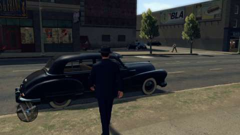 There still isn't much to do in the game's faithful recreation of 1940s-era Los Angeles.